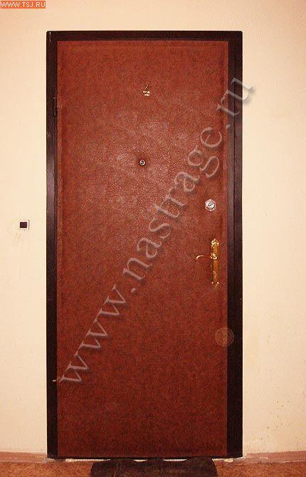 стальные двери эконом класса винилкожа
