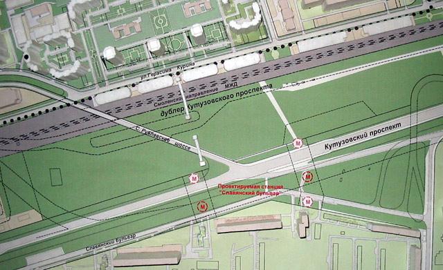 ...что столичные власти в. На юго-западе Москвы в 2012 году начнут строить новую ветку метро - Постсовет.Ру...